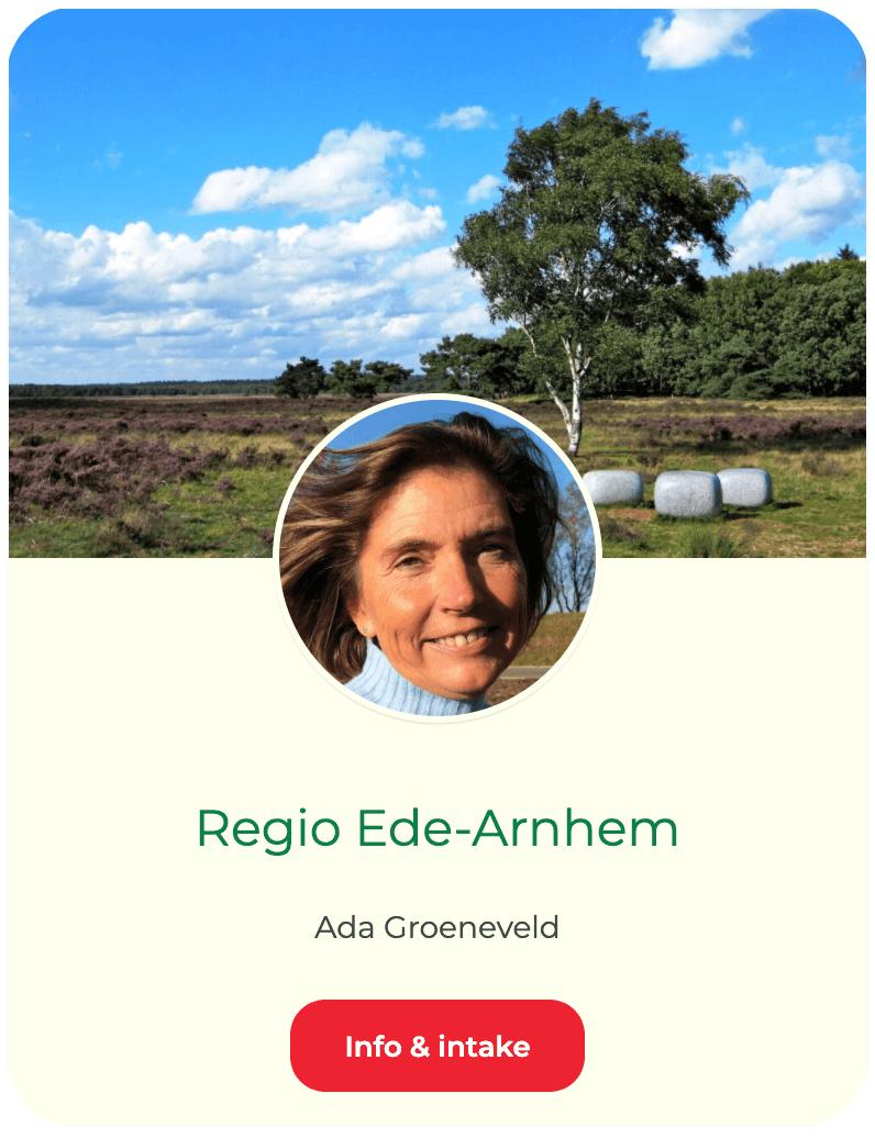 Wandelcoach Ada Groeneveld